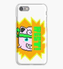 Puff-Man iPhone Case/Skin