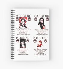 The Missing Spiral Notebook