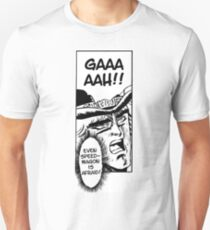 Even SpeedWagon is Afraid T-Shirt
