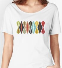 MCM Diamond Women's Relaxed Fit T-Shirt