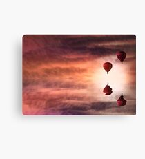 Tranquil times Canvas Print