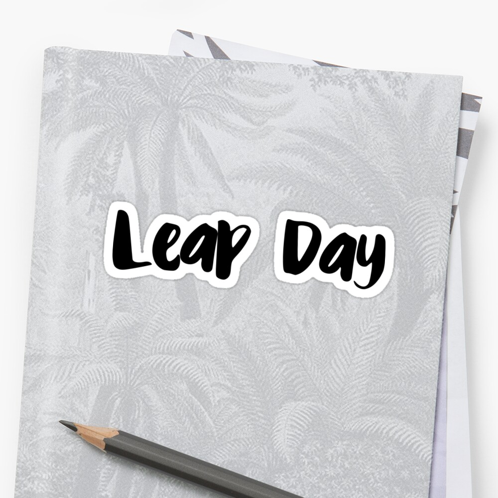 Leap Day by FTML