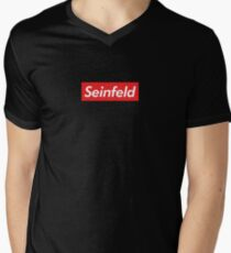 Seinfeld Supreme Parody T-Shirt