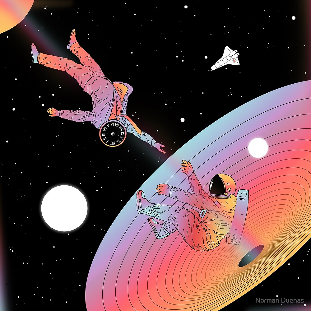 Coexistentiality 3 (An Anomaly to Another Reality) by Norman Duenas