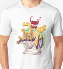 """""""F"""" is for """"Freaky Fries""""  Unisex T-Shirt"""