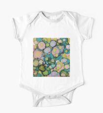 Green, Pink, and Blue Dots Kids Clothes
