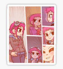 Pink Rammy Sticker