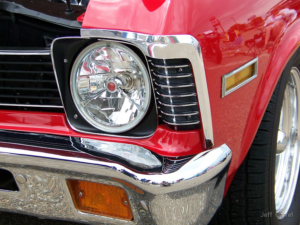Chevy Nova by Jeff  Carrel