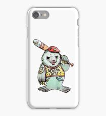 Not This Time B*tch iPhone Case/Skin