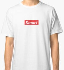 Kmart Supreme Parody Classic T-Shirt
