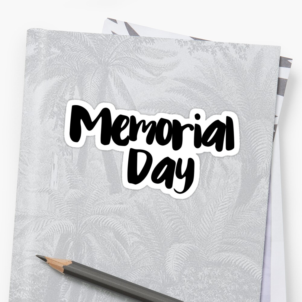 Memorial Day by FTML