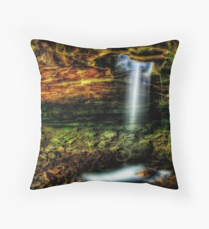 Glory Hole Horizontal Throw Pillow