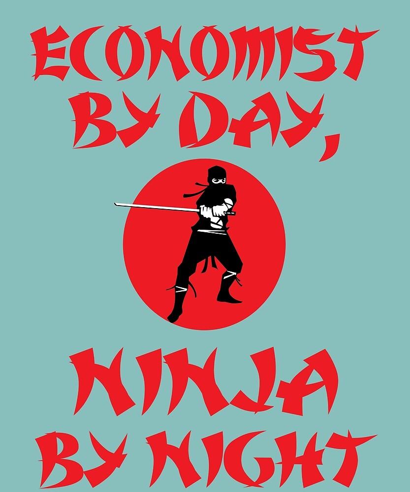 Economist Day Ninja Night  by AlwaysAwesome