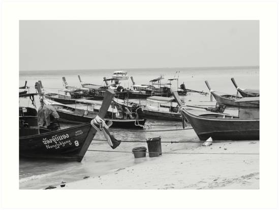 Collection of Boats No.1  by MPP