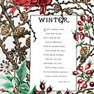 Winter II, A Poem by Ruth Moratz