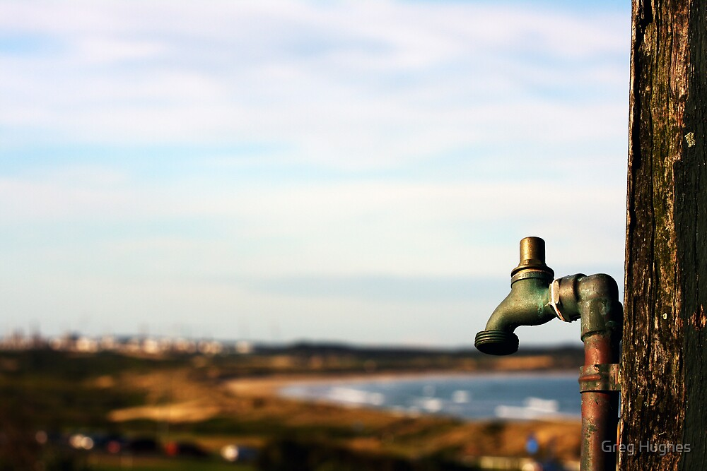 Desalination Tap by Greg Hughes