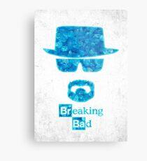 Heisenberg Crystal Blue  Metal Print