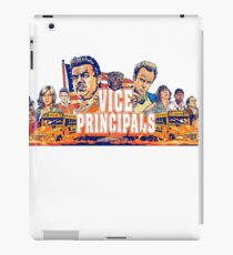 Vice Principals Show iPad Case/Skin