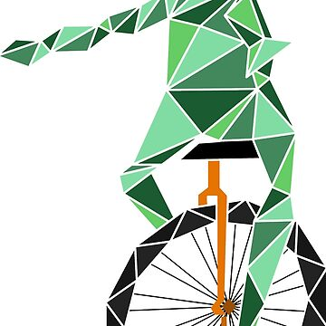 Dat Boi Low Poly by ChevDesign