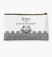 French Taunting Guard Studio Pouch