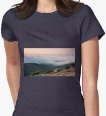 Cadillac Mountain at sunrise T-Shirt