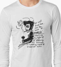 'Song Writer' Long Sleeve T-Shirt