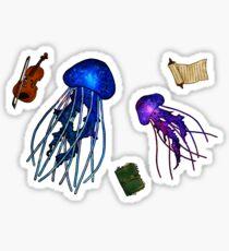 Voidfishies Sticker