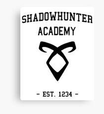 the Shadow hunter Canvas Print