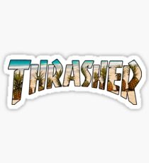THRASHER PINEAPPLE Sticker