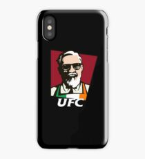 KCF UFC mcgregor iPhone Case/Skin