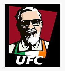 KCF UFC mcgregor Photographic Print