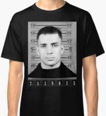 Jack Kerouac mugshot fan art Classic T-Shirt