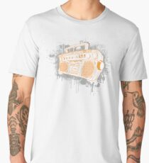 ghetto blaster Men's Premium T-Shirt