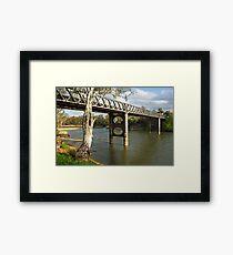 Murray River at Corowa Framed Print