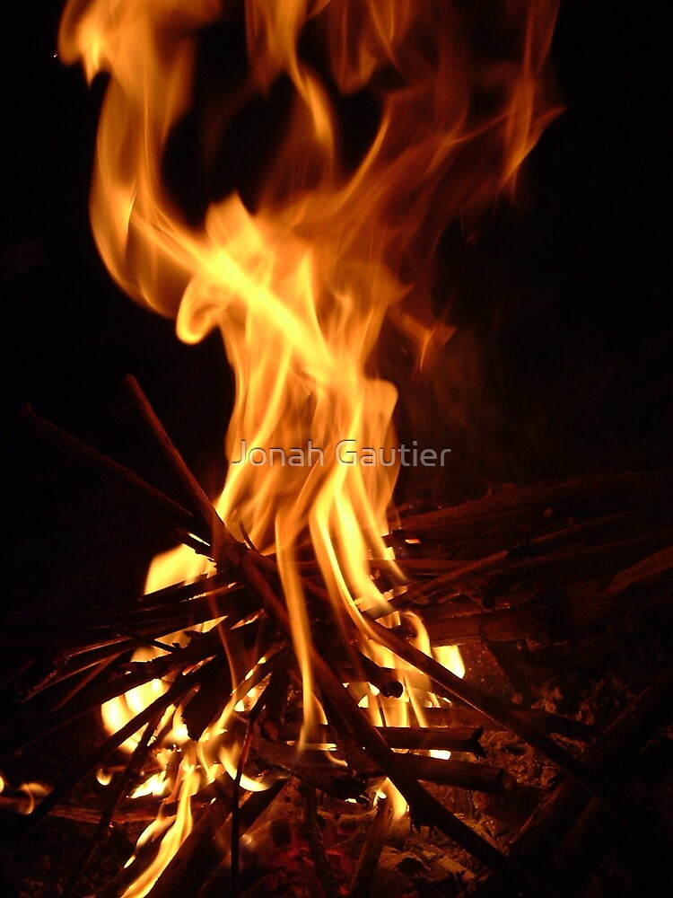 Fire Within by Jonah Gautier