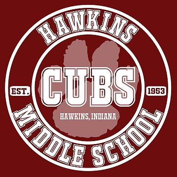 Hawkins Middle School by xsnlrocks21x