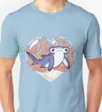 NIBBLE the Hammerhead Shark Unisex T-Shirt