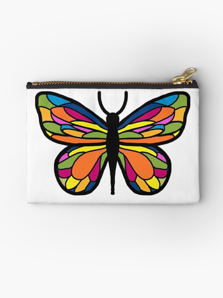 Colorful Butterfly  by Abira  Bose
