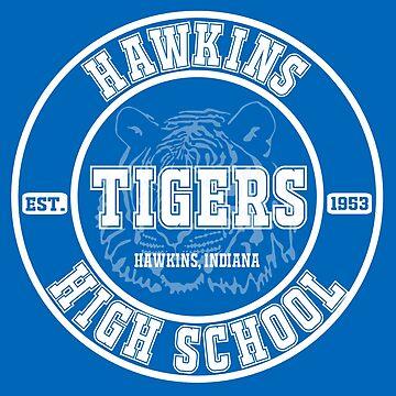 Hawkins High School - Home of the Tigers! by xsnlrocks21x