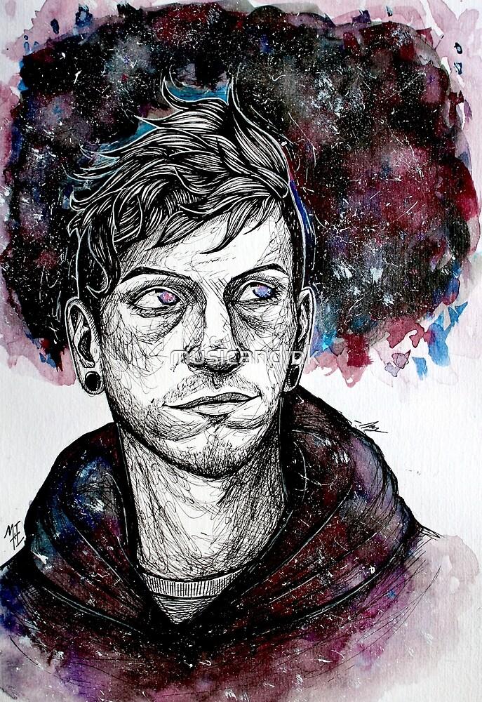 Galaxy J by musicandink