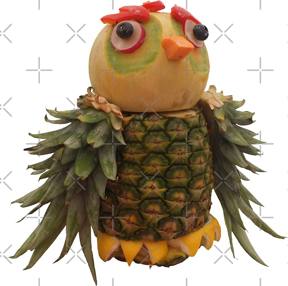 The Veggies - Pineappowl by Yampimon