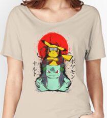 YELLOW NINJA Women's Relaxed Fit T-Shirt