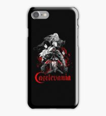 all hero on castlevania iPhone Case/Skin