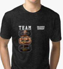 golovkin5 Tri-blend T-Shirt