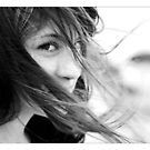 Wind in Hair by artsphotoshop