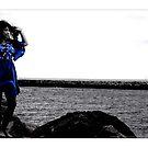 Blue Dress by artsphotoshop
