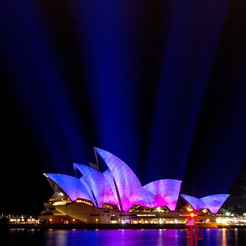 Sydney Opera House by rossacampbell