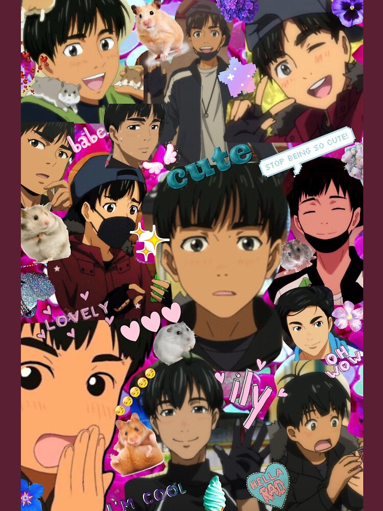 Yuri On Ice-Phichit Chulanont by SmolYoonbum
