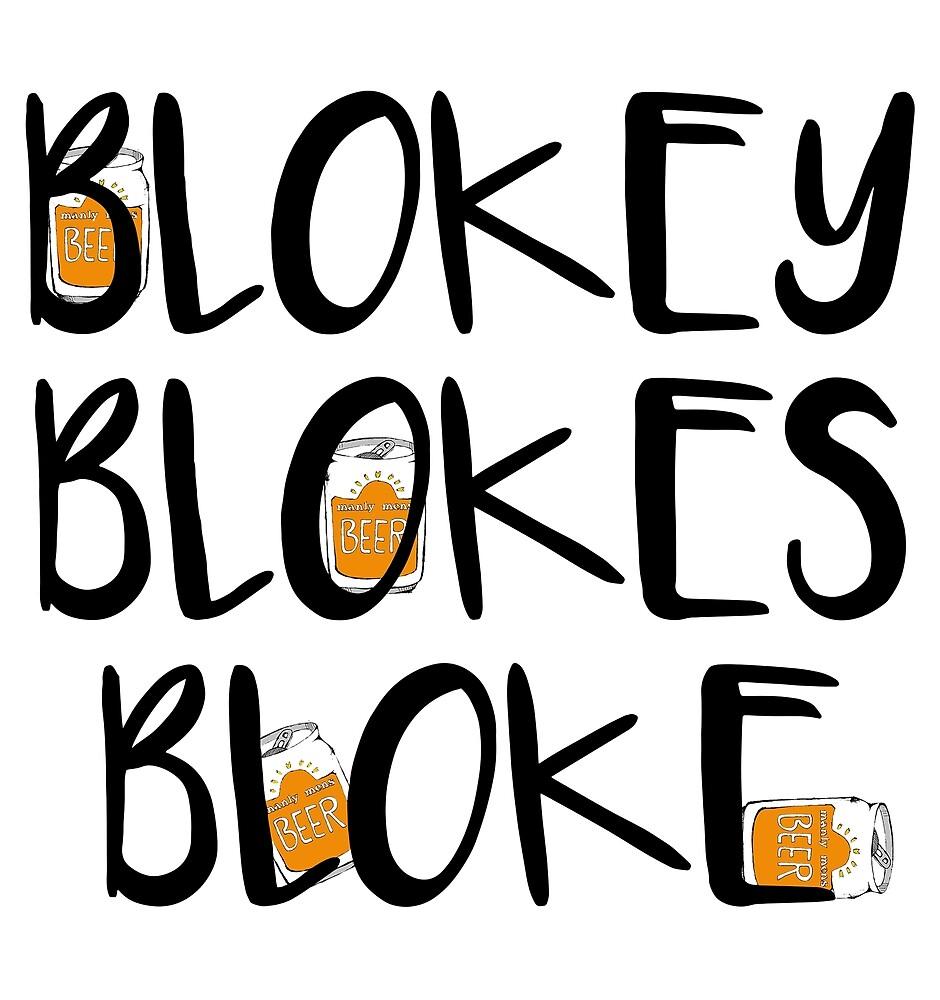 Bloke by bluehair
