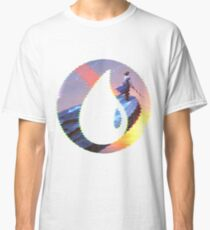 Blue Mana Time Walk Glitch Classic T-Shirt